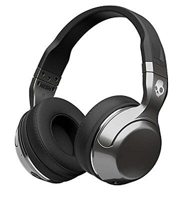 Skullcandy Hesh 2 Bluetooth 4 0 Wireless Headphones With Mic  Silver