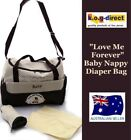 Unbranded Brown Nappy Totes