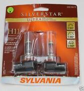 Sylvania Silverstar Ultra H11