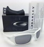 Oakley Fives Squared White