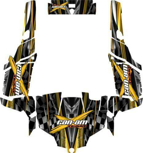 can am commander accessories can am commander graphics