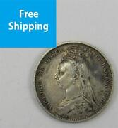 Victoria Silver Sixpence
