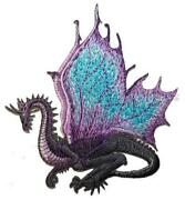 Dragon Iron on Patch