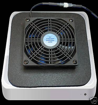 AppleTV & Time Capsule cooling fan/Apple TV HomeTheater/multi-speed
