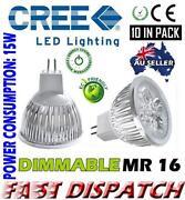 15W LED MR16