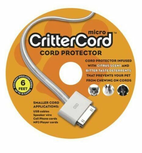 CritterCord MICRO Electrical Cord Pet Protector USA Seller FREE SHIPPING