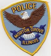 USA Police Badge
