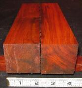 2x2 Wood Blanks
