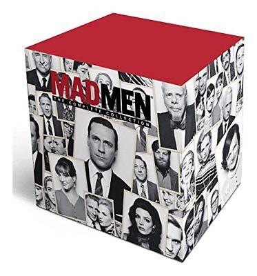 Mad Men  The Complete Series  Blu Ray   Digital Hd