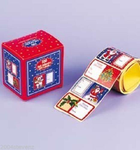 Self Adhesive Gift Labels | eBay