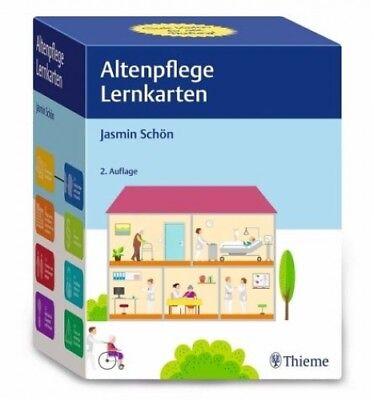 Altenpflege Lernkarten von Jasmin Schön (Buch) NEU