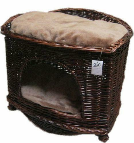 2 Tier Cat Bed Ebay