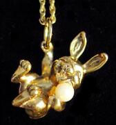 Franklin Mint Pearl Necklace