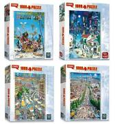 1000 Piece Jigsaw Puzzles Comic