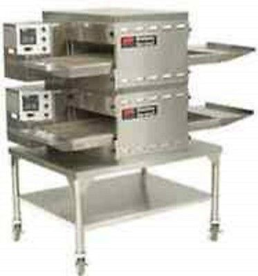 Middleby Marshall Ps520e 208v1ph Doublestack Pizza Oven - New