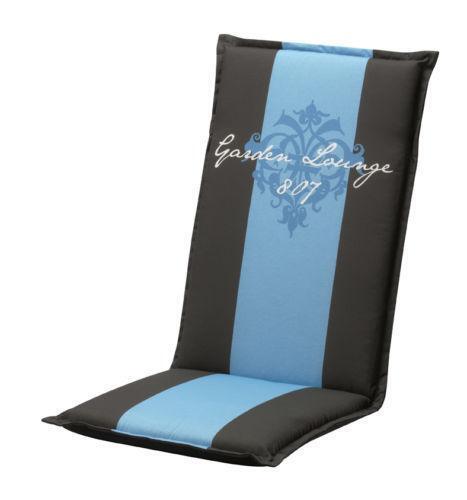 polsterauflagen hochlehner auflagen ebay. Black Bedroom Furniture Sets. Home Design Ideas