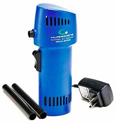 Best Canned Compressed Air Alternative - The O2 Hurricane 220+ MPH