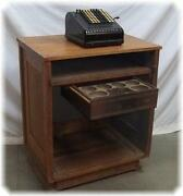 Wood Cash Register