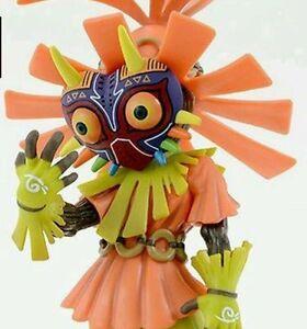 Zelda Majora's Mask 3D LIMITED EDITION w/Skull Kid statue *BNIB*