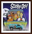 Hot Wheels Scooby Doo Van
