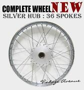 Honda CT110 Wheel