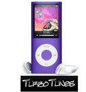 iPod Nano 4th Generation 16 GB Purple