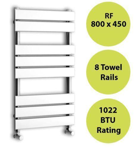 Designer Chrome Towel Radiator   Bathroom Radiators   eBay