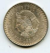 1947 Cinco Pesos