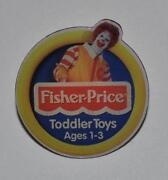 Fisher Price Pin
