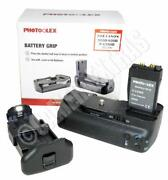 Canon 550D Battery Grip