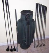 Spalding Executive Golf Clubs