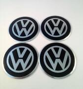 VW Badge Sticker