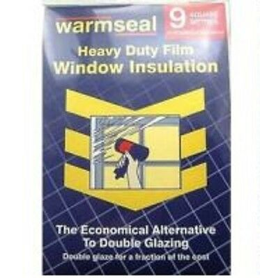 9.0 M Sq Flexible Shrink Double Glazing Film Y80901