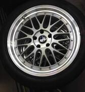 BMW 19 Alloy Wheels and Tyres