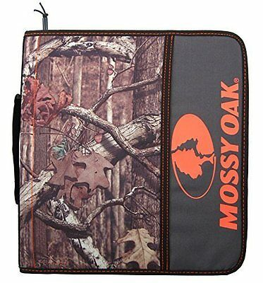 Mossy Oak Or Realtree Zipper Binders Choose Color