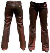 Jeans Gewachst