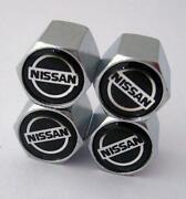 Nissan Valve Stem Caps