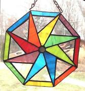 Octagon Stained Glass