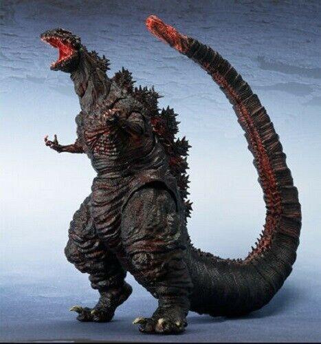 Fire Godzilla Gojira 2016 Movie Monster Mechagodzilla Shin Kaiju Toy Figure BULK
