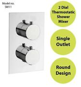 Concealed Thermostatic Shower