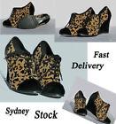 Unbranded Leopard Heels for Women