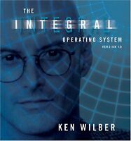 The Integral Operating System: Version 1. 0 Ken Wilber Book + CD