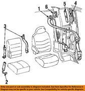 Ford Seat Belt