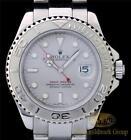 Mens Platinum Rolex