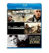 Green Zone Blu Ray