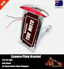 Number Plates Motorcycle Number Plate Lights