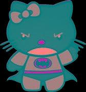 Hello Kitty Car Stickers
