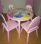 Kindertischset