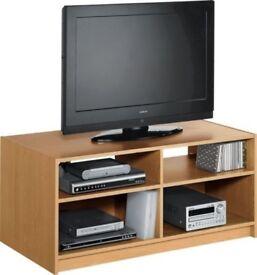 Modular TV Unit - Oak Effect 609/2256 UK SELLER