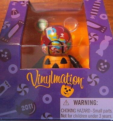 Halloween 2011 Pumpkin Candy Basket 3